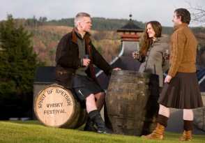 HITA 2013 finalist in the Best Cultural Event category - The Spirit of Speyside Whisky Festival