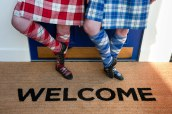 Visit Scotland Opens Door for 2014