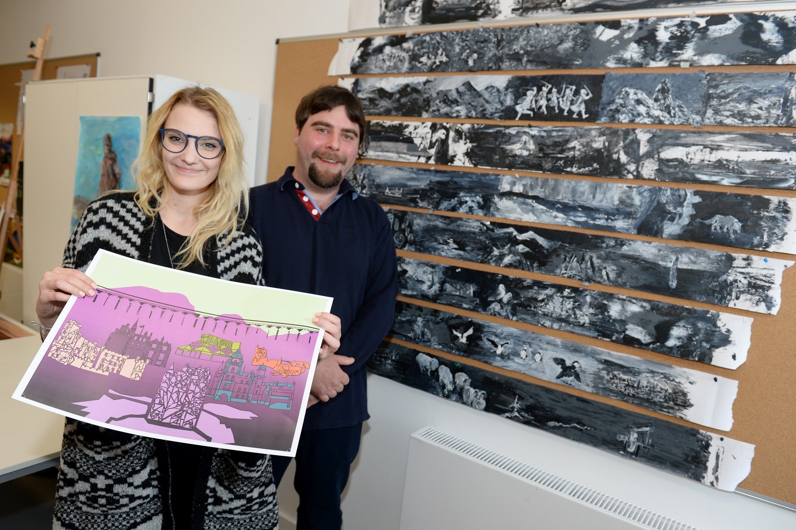 competition to design graphics for the Tourism Awards